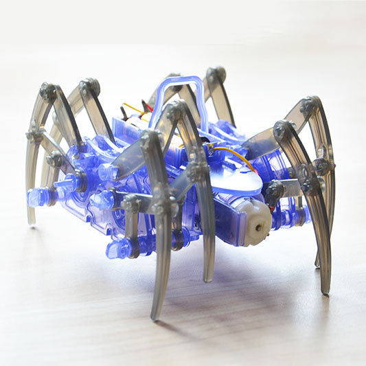 DIY Electric Robot Spider Toy