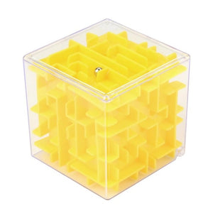 3D Mini Speed Cube Maze Magic Cube Puzzle