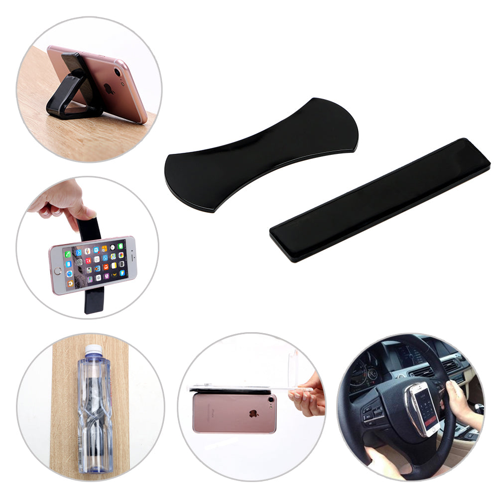 2pcs Magic Nano Rubber Pad Car Mobile Phone Holder