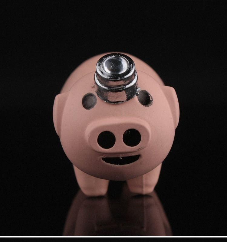 Creative Little Piggy Jet Fire Lighter
