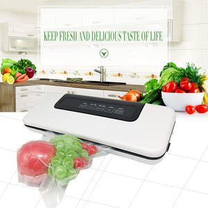 Automatic Vacuum Sealer Packer (free 10pcs bags)