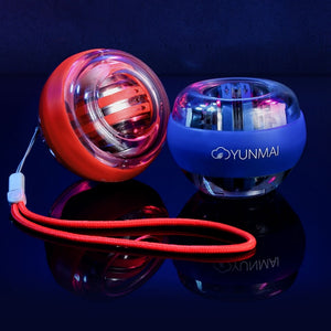 YunMai Wrist Ball LED Gyroball