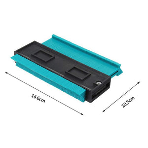 Plastic Profile Replication Instrument Tool Tile Laminate Universal Tool Radiant Ruler