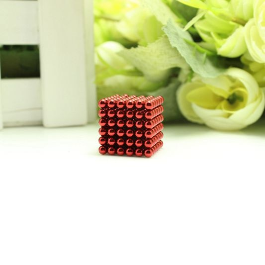3mm 216pcs Magnetic Magic Cube Bucky Puzzle Buck Ball