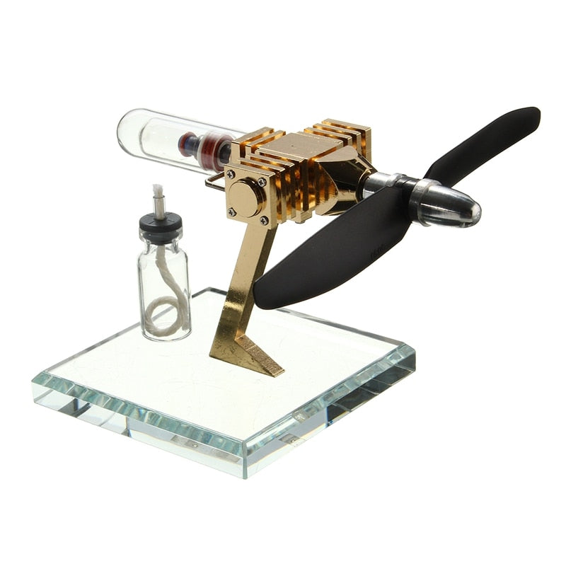 Air Engine Power Generator Innovative Stirling Engine