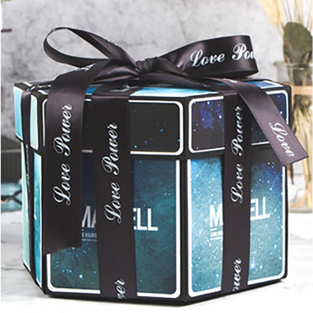 The Love Note Gift Box