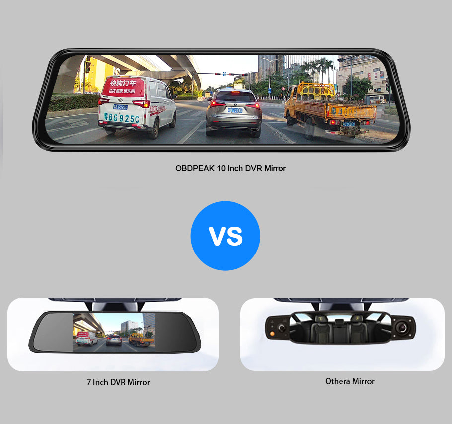 1080P ADAS Dash Cam Camera Video Recorder Auto Registrar Dashcam GPS DVRS