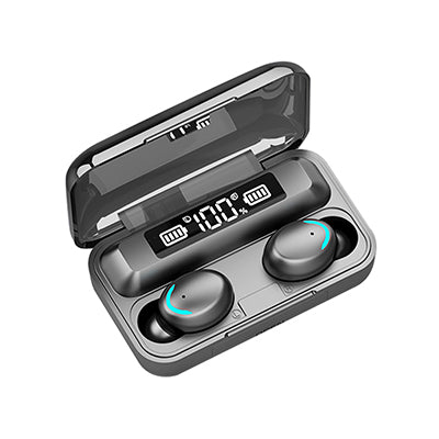 TWS Wireless Bluetooth Earphone 5.0 Touch Earphones With Mic
