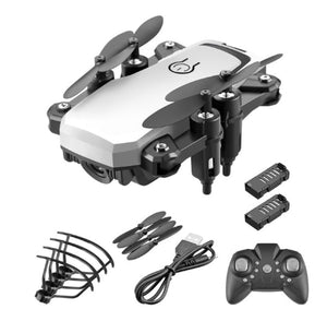 Mini RC Foldable drone With 4K HD Camera Wifi FPV