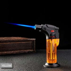 Windproof Gas Lighter Butane Turbo Lighter
