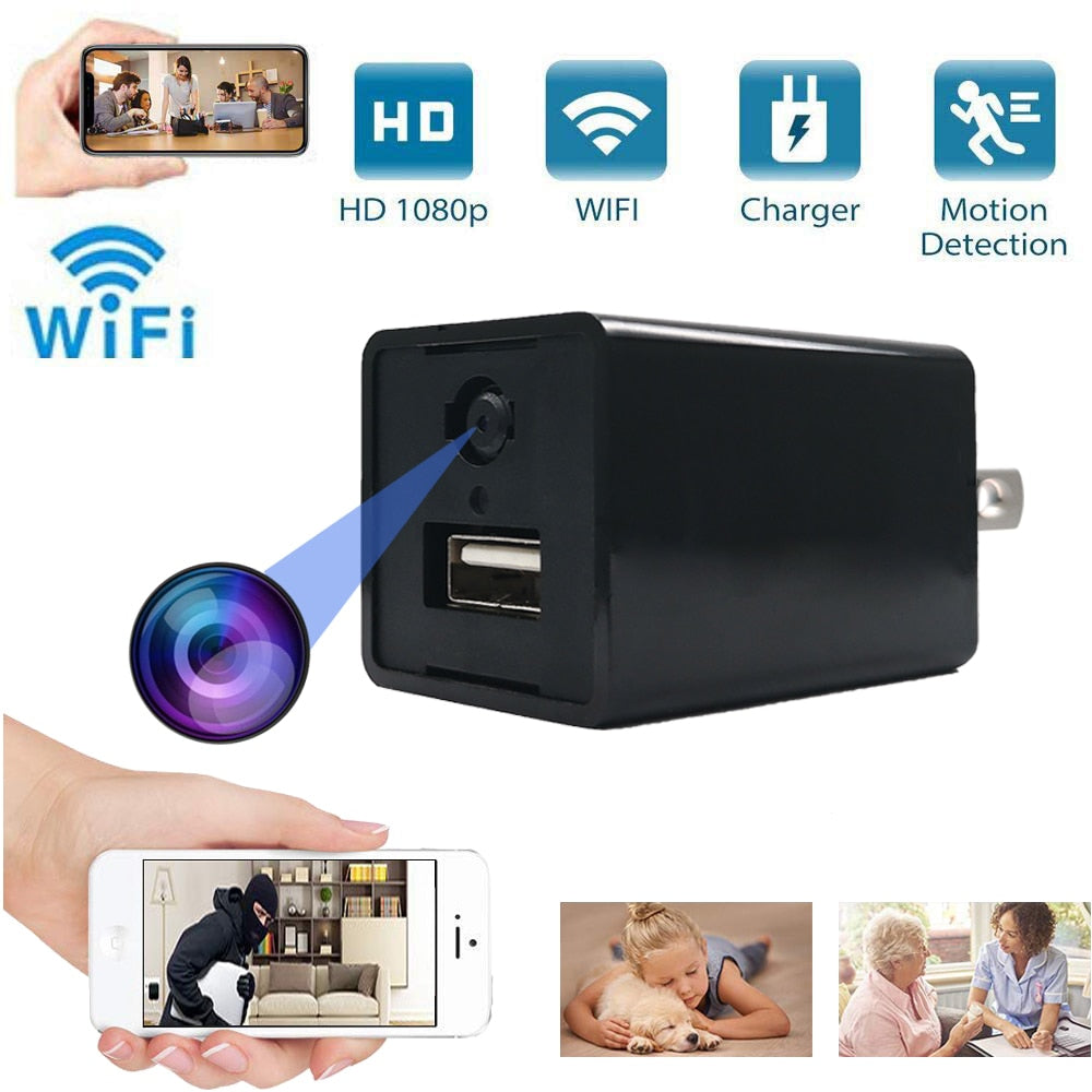 1080P Mini WIFI IP Camera Video Recorder
