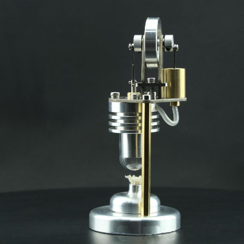 Miniature Stirling Engine Cultivation
