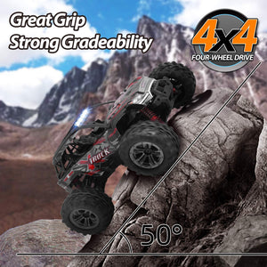 Histoye 4WD IPX4 Waterproof RC Cars