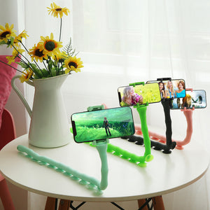 THE WORM SUCTION PHONE HOLDER