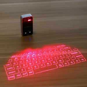 Bluetooth virtual laser keyboard Wireless Projector keyboard