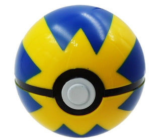 Pokeball Action Figure Pikachu Toy Doll