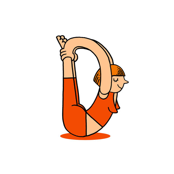 Yoga People <br> Bendy A to Z