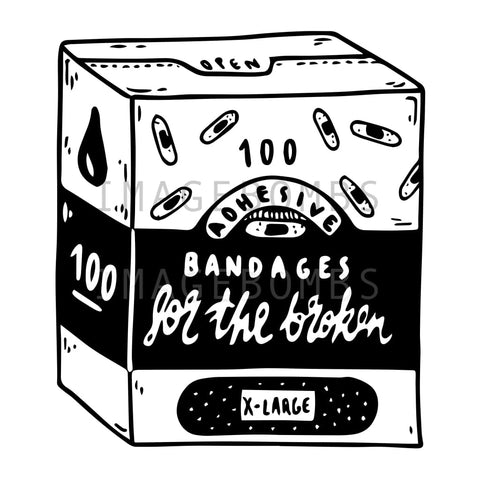 Bandages Illustration