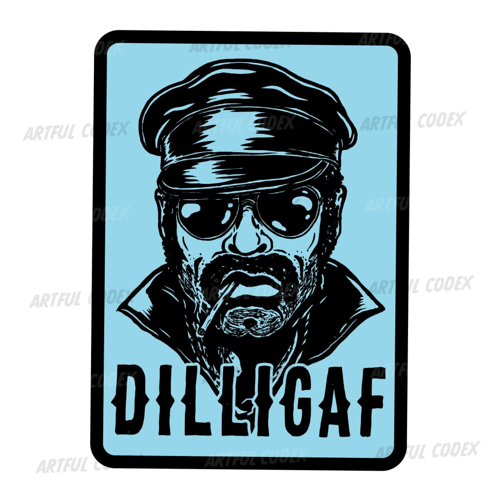 Dilligaf Illustration