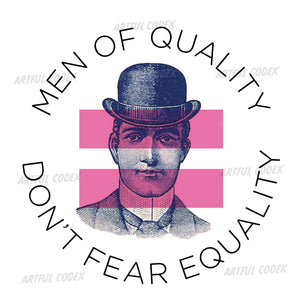 Men Of Quality Illustration