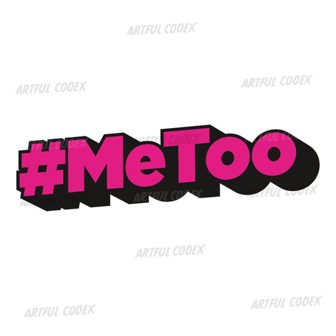 #metoo Illustration