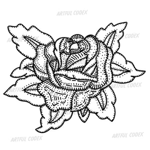 Rose Illustration