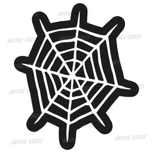 Spiders Web Illustration