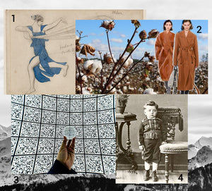 Fashion History, Sustainability, Blockchain and Gulbenkian.