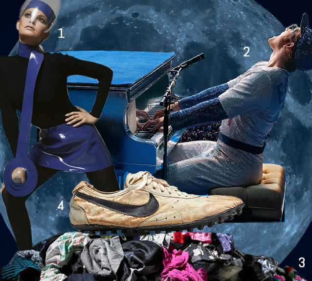 The Future, Rocketman, the Waste problem and Sneakers Auction