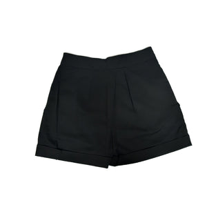 La Perla High Waist Shorts in Black  in Size 42 (EU)