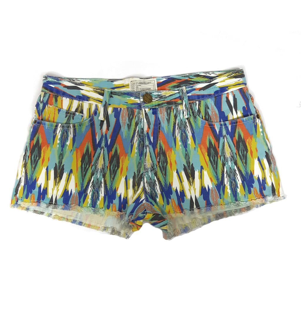 Current/Elliot Multicolour Shorts in Size 28