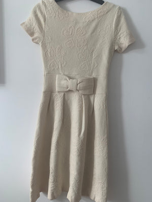 Twin Set Knitted Dress with Bow Size 36 (EU)
