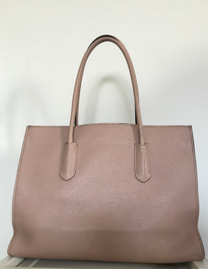 Furla Tote Medium Bag in Pink/Nude
