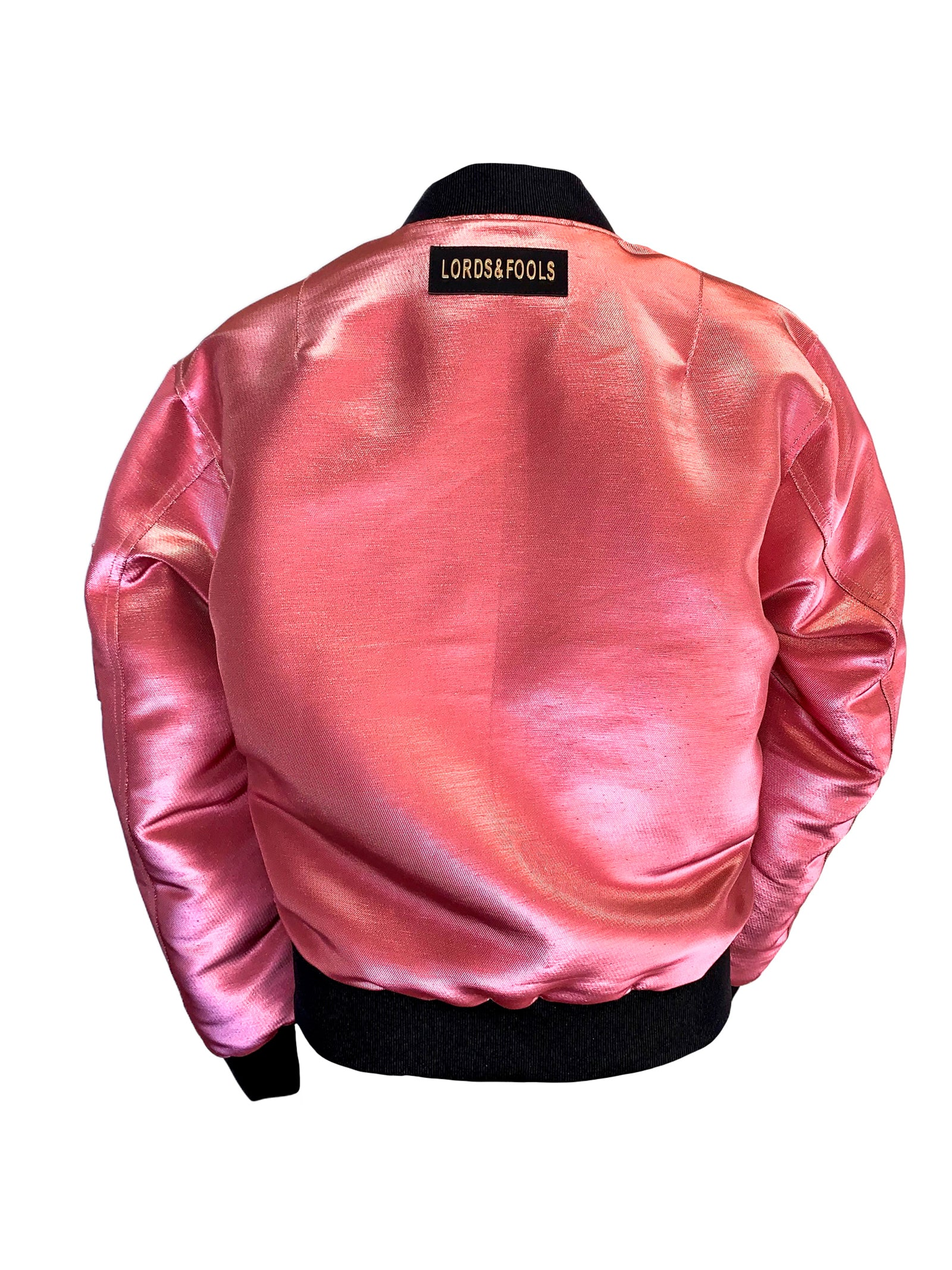 Lords & Fools Pink Bomber SS20 Size M (EU)