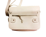 Proenza Schouler PS11 White Leather Shoulder Bag