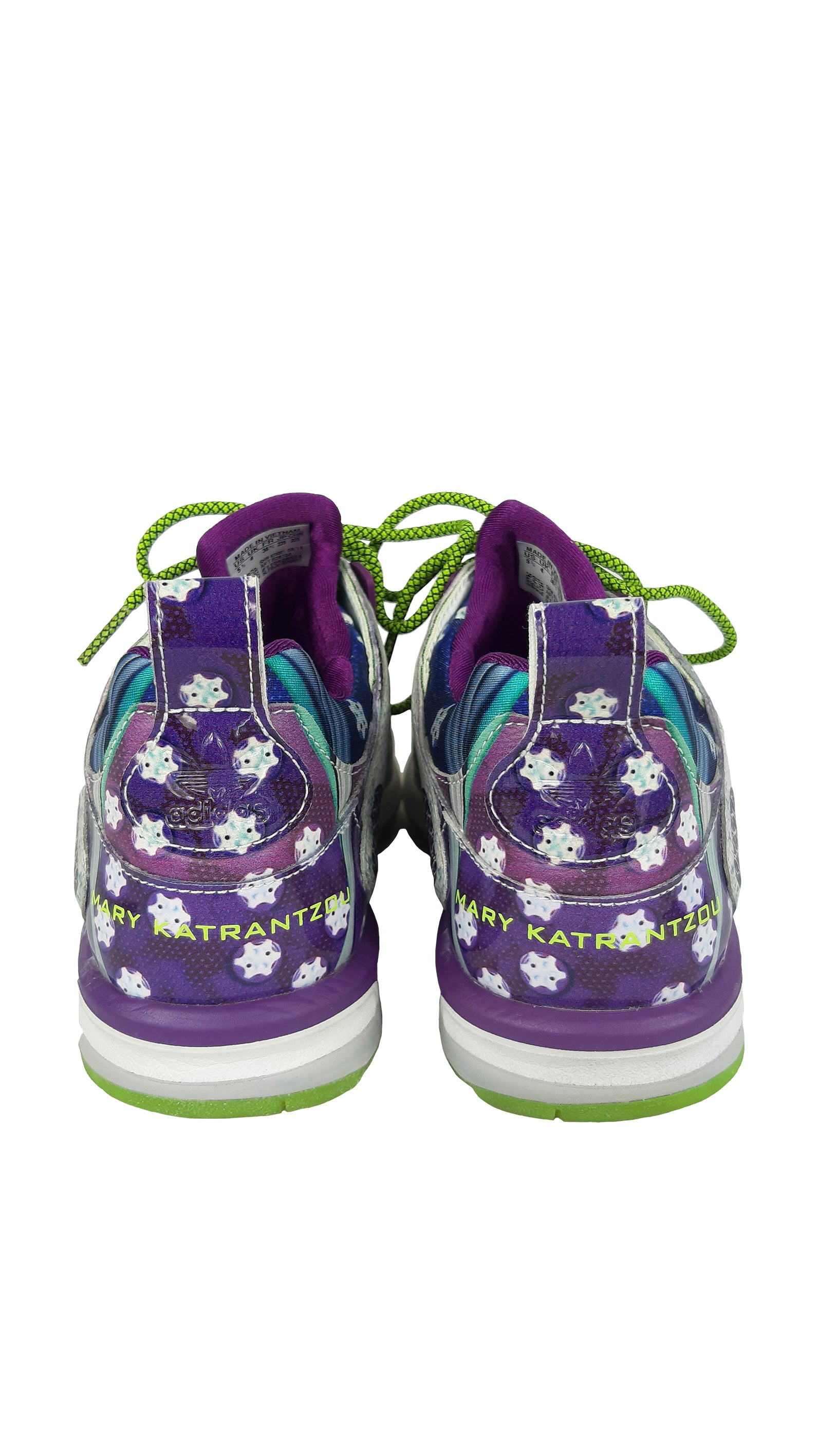 Mary Katrantzou for Adidas Printed Sneakers Size 36,5 (EU)