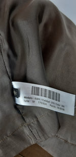 Massimo Dutti Suede and Leather Dress Size M (INT)