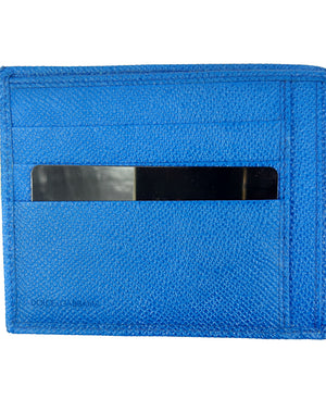 Dolce & Gabbana Wallet in Blue Leather