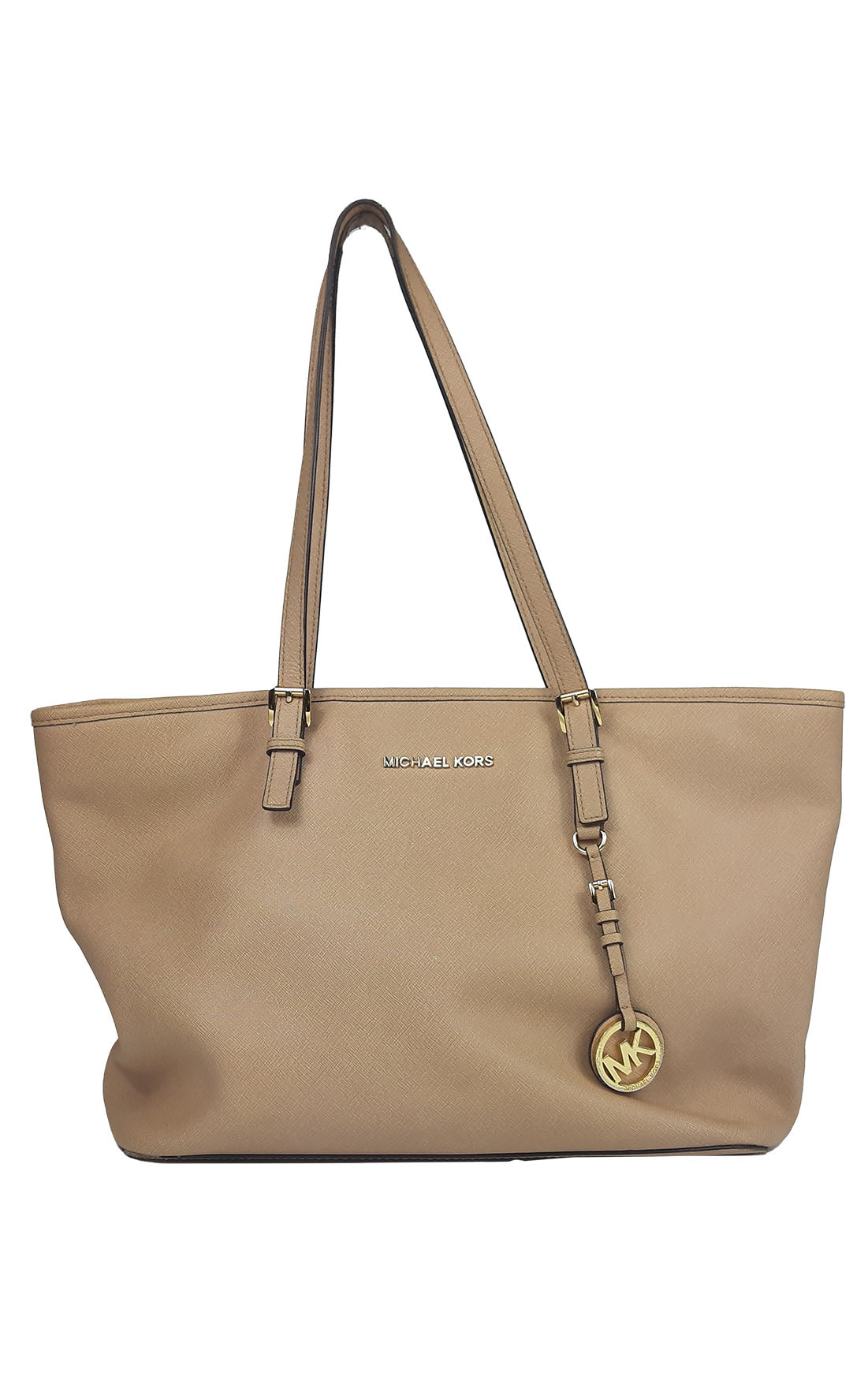 Michael Kors Tote Medium Bag in Beige