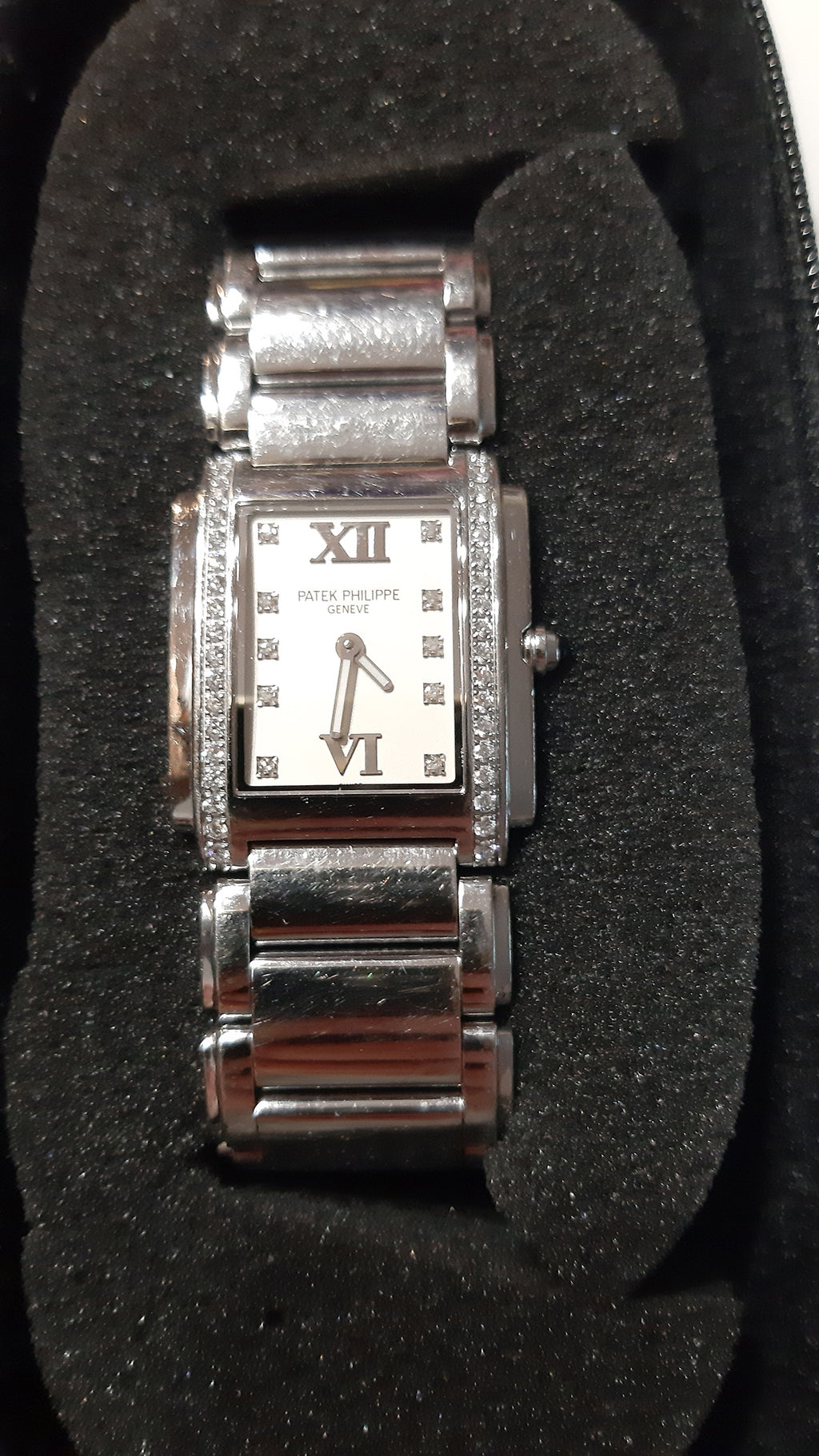 Classic Patek Philippe Twenty 4 Ladies Watch