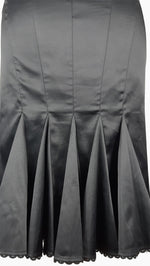 Karen Millen Mid Lenght Embroidered Skirt with tulle detail Size 38 (EU)