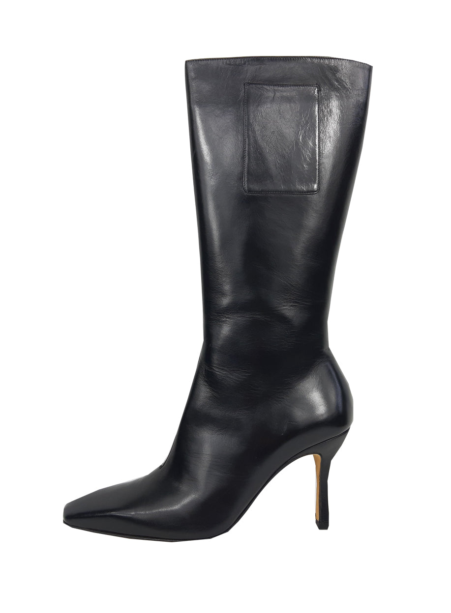 Jimmy Choo Black Boots Size 38 (EU)