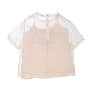 Red Valentino Rainbow Top Size 40 (EU)