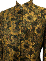 Pallant London Gold Flowers Jacket Size 40 (EU)