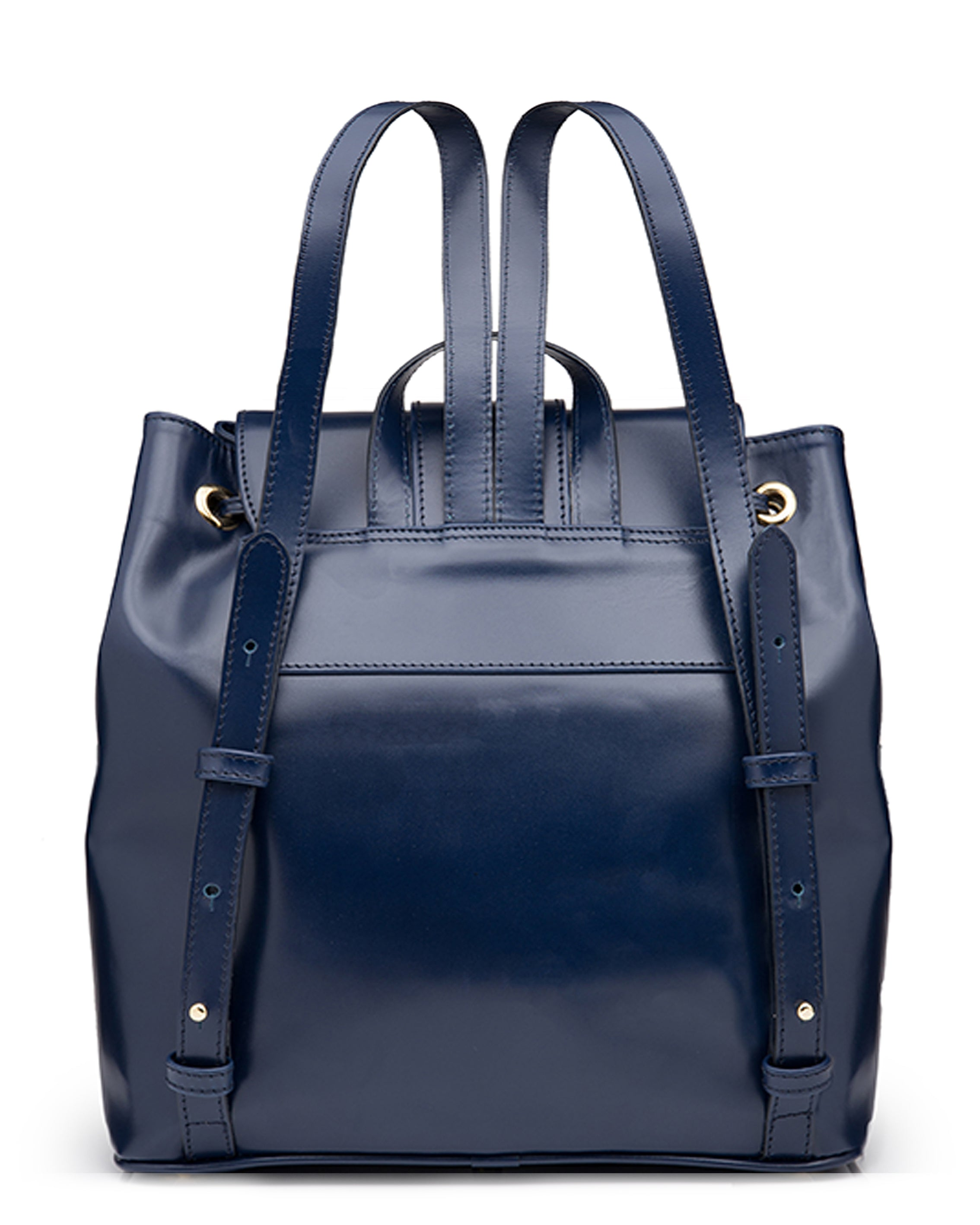MANJERICA ESTE BLUE MOON Backpack in Leather