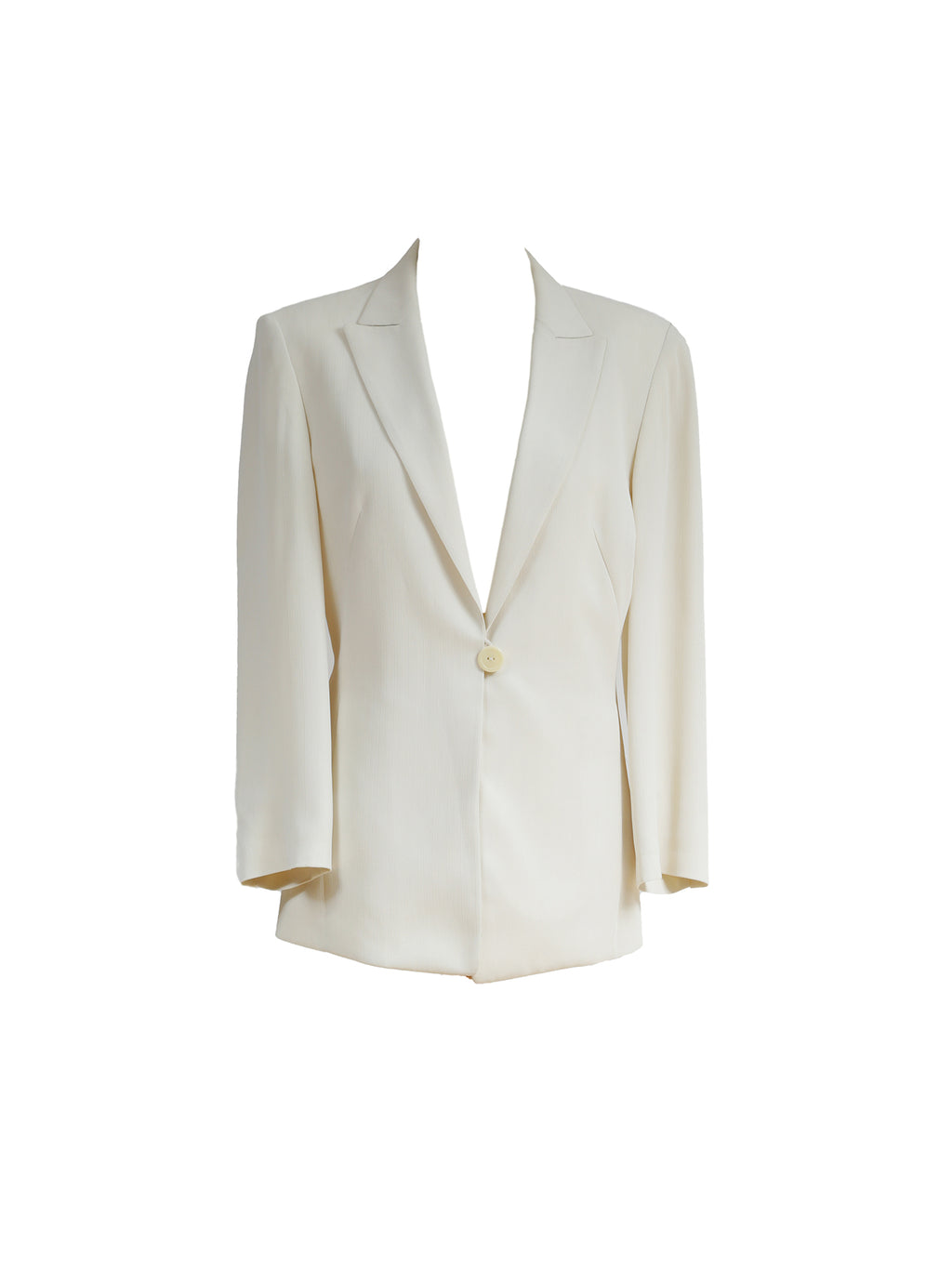 Betty Barclay Cream Blazer Size 40 (EU)