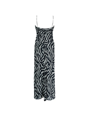 Valentino Dress Zebra Pattern Fits Size 36 (EU)