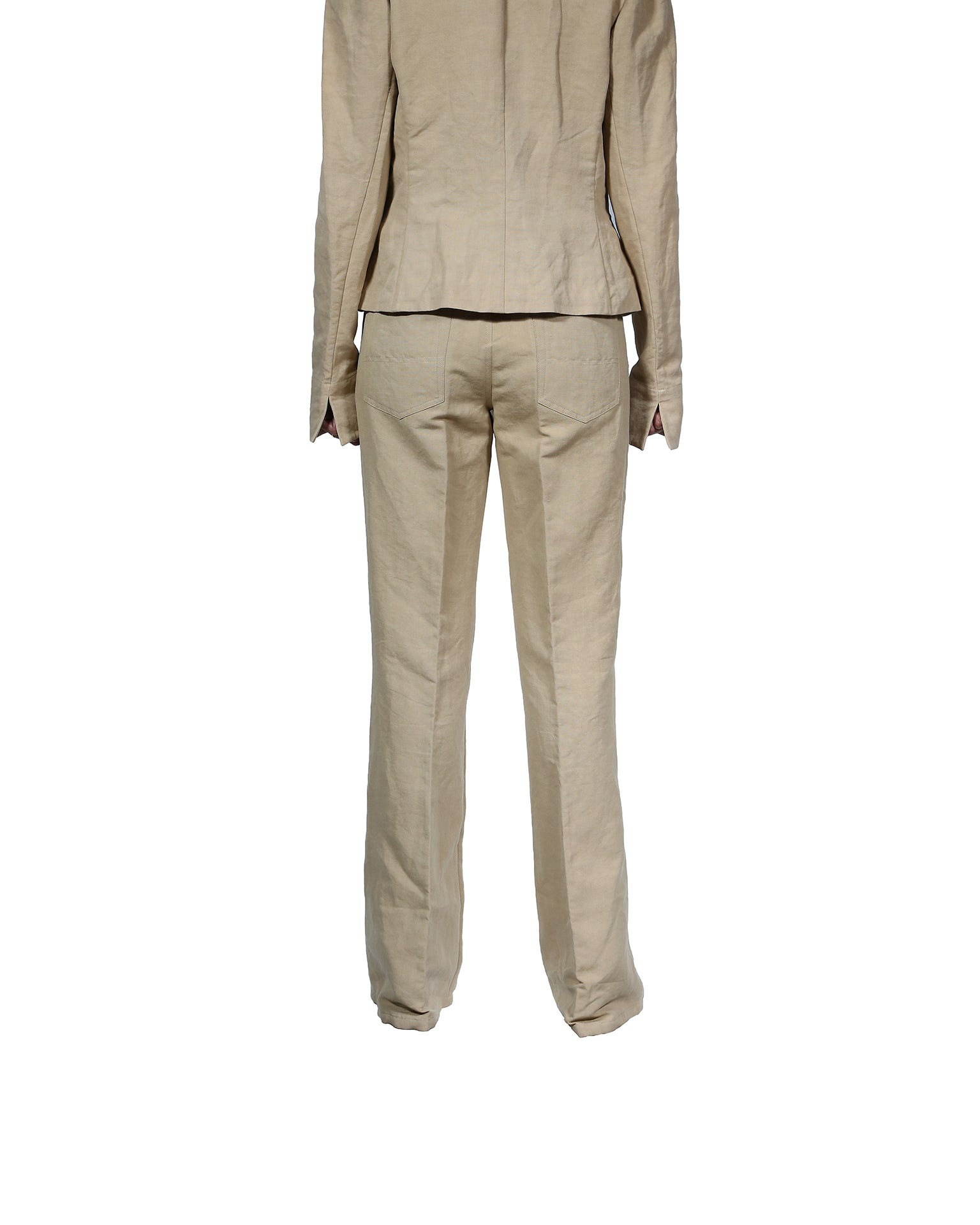 Ralph Lauren Safari Suit in Beige Size 38 (EU)
