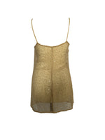 Marvel by La Perla Top and Shoulder Cover in Beige Size 40 (EU)