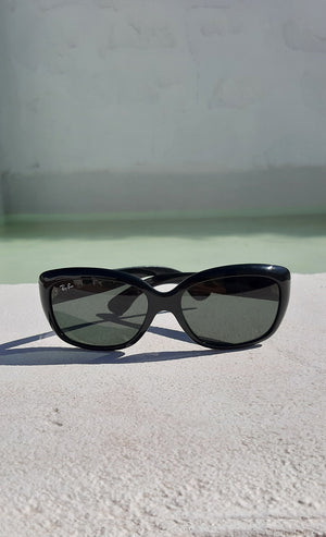 Ray-Ban JACKIE OHH Sunglasses in Black